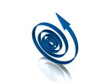 spirala Zdjęcia Stock