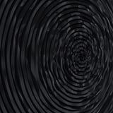Spirala bakgrunder för våg Royaltyfria Foton