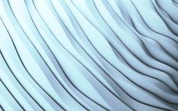 Spirala bakgrunder för våg Royaltyfria Bilder