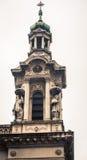 Spirala kościół zdjęcie royalty free