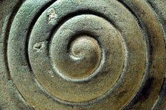 spirala tło Obrazy Stock