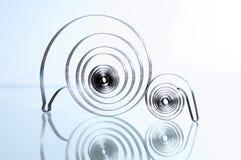 Spiralbegreppsabstrakt begrepp Arkivbild