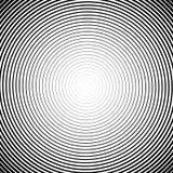 Spirale à haute densité Effet de Halfotne Illustration noire et blanche de vecteur Illustration de Vecteur