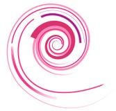 Spirale Stockfoto