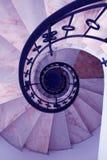 Spirale stockbild