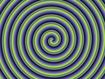Spirale vektor abbildung