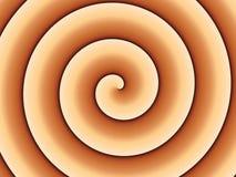 Spirale lizenzfreie abbildung
