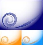 Spirale Fotografia Stock