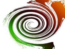 Spirale Fotografie Stock Libere da Diritti