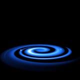 Spirale abstraite Photos libres de droits