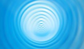 Spirale blu Immagini Stock Libere da Diritti