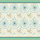 Spirale con i puntini Fotografia Stock Libera da Diritti