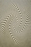 Spirale d'Abstrack. Image stock