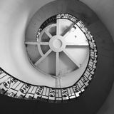 Spirale de Dungeness Photos libres de droits