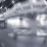 Spirale des Spiegels 3D Lizenzfreie Stockbilder