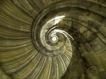 Spirale di pietra Fotografia Stock Libera da Diritti