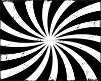 Spirale grunge de fond Photos stock
