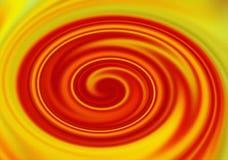 Spirale, Hintergrund Lizenzfreies Stockfoto