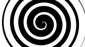 Spirale ipnotica royalty illustrazione gratis