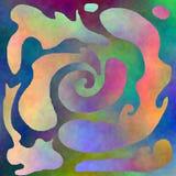 Spirale psychédélique 2 Photos stock