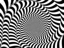 Spirale stretta illustrazione vettoriale