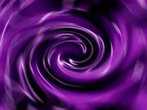 Spirale viola