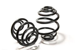 spirales Photo stock