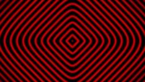 Spirales de rotation hypnotiques, fond d'animation