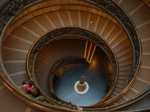 Spirales de Vatican photos stock
