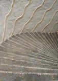 spiralformig trappa Arkivbilder