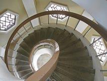 spiraling Foto de archivo