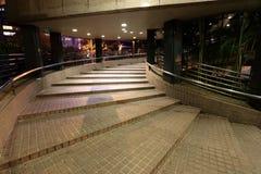 Spiraling stairs Royalty Free Stock Photos