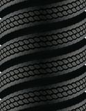 Spiralling Tires Royalty Free Stock Images