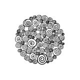 Spirals Royalty Free Stock Photos