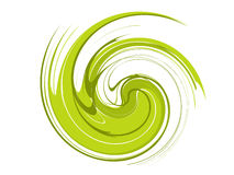 Spirals. Abstract spirals background,vector illustration Stock Photography