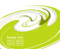 Spirals background Royalty Free Stock Image