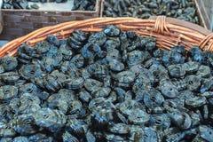 Spirals of licorice Royalty Free Stock Photo