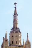 The Spire   The Detached house on the waterfront Tinkers Royalty Free Stock Photo