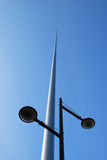 The Spire of Dublin Royalty Free Stock Photo