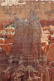 Spire Valley Rock. Rock Spires along the park Valley Royalty Free Stock Photos