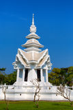 Spire of the White Temple Stock Photography