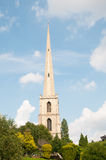 Spire of the worcester church Stock Photography