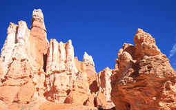 Spires of Bryce Canyon Royalty Free Stock Image