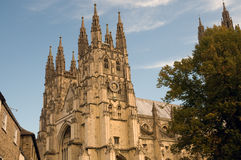 Spires of canterbury Stock Photography