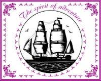Spirit of adventure Stock Images