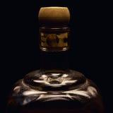 Spirit Bottle Details Stock Photos