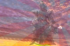 Spirit of Bushido Royalty Free Stock Photography