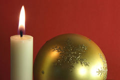 Spirit of Christmas and New Years Eve 02. Royalty Free Stock Photo