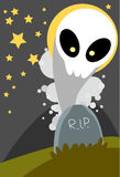 Spirit From the Death Stock Photo