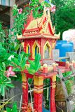 Spirit house Royalty Free Stock Photos